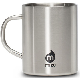 MIZU Camp Tasse stainless with black print